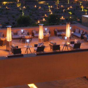 Oman Honeymoon Packages Anantara Al Jabal Al Akhdar Resort Dining Views