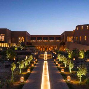 Oman Honeymoon Packages Anantara Al Jabal Al Akhdar Resort Exterior