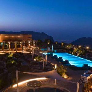 Oman Honeymoon Packages Anantara Al Jabal Al Akhdar Resort Exterior 2
