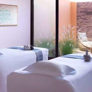 Oman Honeymoon Packages Anantara Al Jabal Al Akhdar Resort Massage Beds