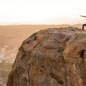 Oman Honeymoon Packages Anantara Al Jabal Al Akhdar Resort Mountain Yoga