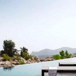 Oman Honeymoon Packages Anantara Al Jabal Al Akhdar Resort One Bedroom Cliff Pool Villa Pool