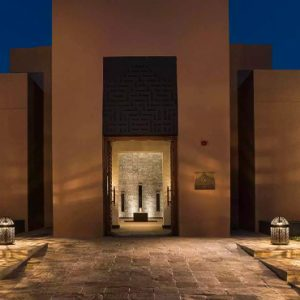 Oman Honeymoon Packages Anantara Al Jabal Al Akhdar Resort Spa Exterior