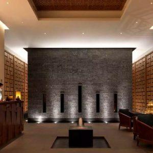 Oman Honeymoon Packages Anantara Al Jabal Al Akhdar Resort Spa Reception
