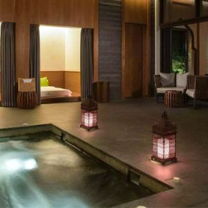 Oman Honeymoon Packages Anantara Al Jabal Al Akhdar Resort Spa Pool