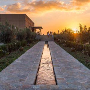 Oman Honeymoon Packages Anantara Al Jabal Al Akhdar Resort Sunset View