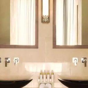 Oman Honeymoon Packages Anantara Al Jabal Al Akhdar Resort Two Bedroom Garden Pool Villa Bathroom