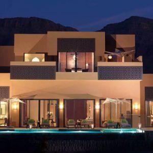 Oman Honeymoon Packages Anantara Al Jabal Al Akhdar Resort Villa Exterior