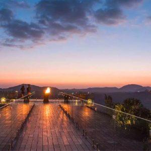 Oman Honeymoon Packages Anantara Al Jabal Al Akhdar Resort Hotel View