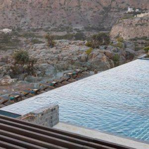 Oman Honeymoon Packages Anantara Al Jabal Al Akhdar Resort Pool 2