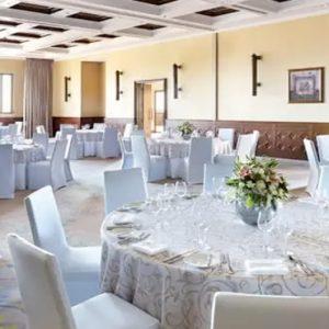 Oman Honeymoon Packages Anantara Al Jabal Al Akhdar Resort Wedding Reception
