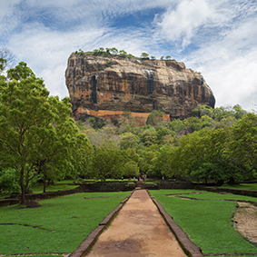 Sri Lanka Honeymoon Packages Full Day Tour Of Sigiriya Rock Fortress And Dambulla Cave Temples Thumbnail