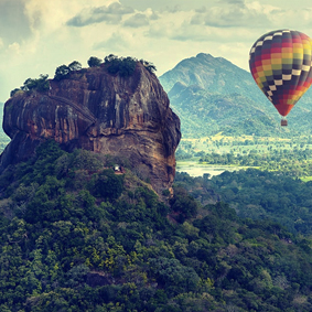 Sri Lanka Honeymoon Packages Hot Air Ballooning In Sigiriya Thumbnail