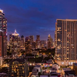 Thailand Honeymoon Packages DoubleTree By Hilton Bangkok Ploenchit City View