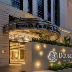 Thailand Honeymoon Packages DoubleTree By Hilton Bangkok Ploenchit Hotel Exterior1