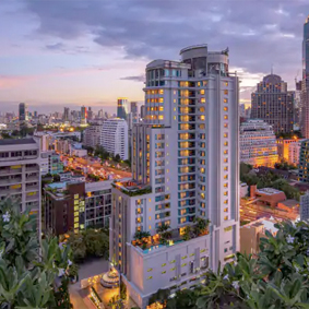 Thailand Honeymoon Packages DoubleTree By Hilton Bangkok Ploenchit Thumbnail
