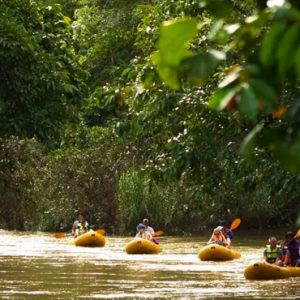 Thailand Honeymoon Packages Elephant Hills Canoeing 2