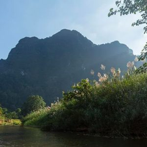 Thailand Honeymoon Packages Elephant Hills Canoeing View