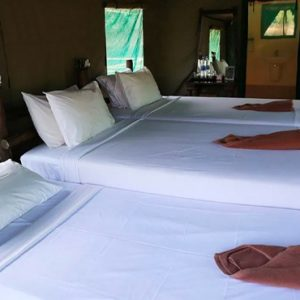 Thailand Honeymoon Packages Elephant Hills Family Tent Bedroom