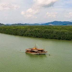 Thailand Honeymoon Packages Elephant Hills Lunch On Boat