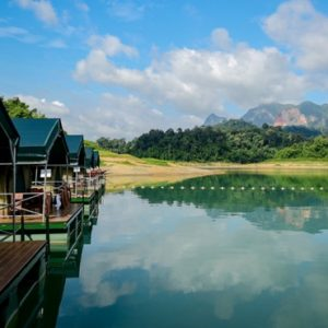 Thailand Honeymoon Packages Elephant Hills Luxury Camp Exterior