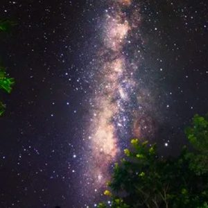 Thailand Honeymoon Packages Elephant Hills Milky Way At Night 2