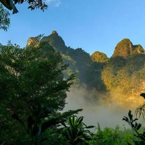 Thailand Honeymoon Packages Elephant Hills Mountain Views 2
