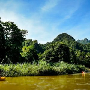 Thailand Honeymoon Packages Elephant Hills Team Canoeing