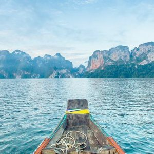 Thailand Honeymoon Packages Elephant Hills Boat View