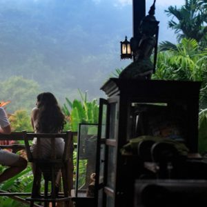 Thailand Honeymoon Packages Elephant Hills Couple Relaxing