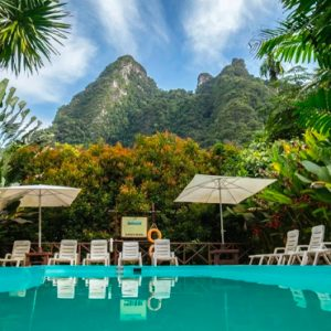 Thailand Honeymoon Packages Elephant Hills Pool