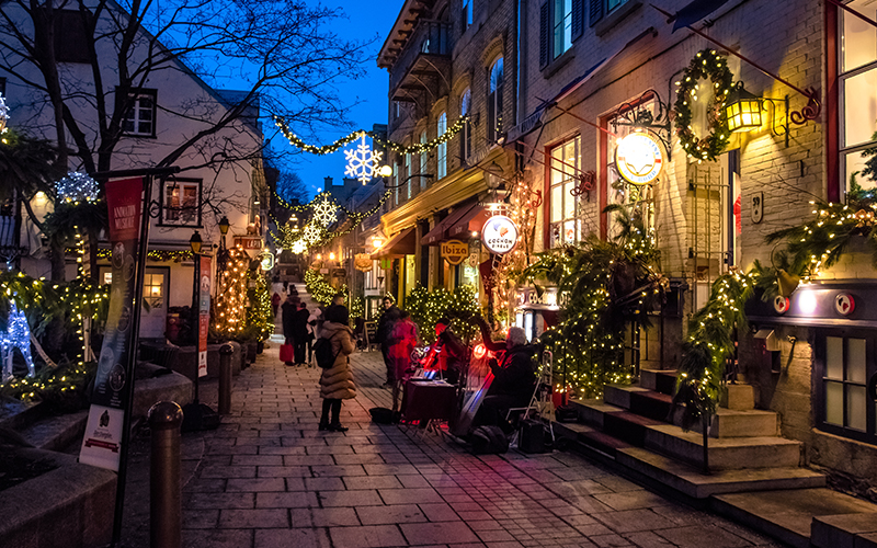 The 8 Best Destinations For Your Christmas Honeymoon Blog Canada