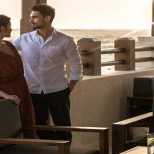 Abu Dubai Honeymoon Packages Jumeirah Al Wathba Bait Al Hanine Couple Dining