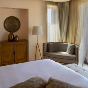 Abu Dubai Honeymoon Packages Jumeirah Al Wathba Bedroom