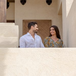Abu Dubai Honeymoon Packages Jumeirah Al Wathba Couple Staying At Resort