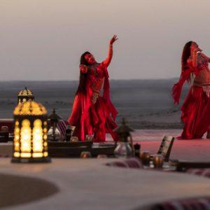 Abu Dubai Honeymoon Packages Jumeirah Al Wathba Dancers