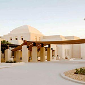 Abu Dubai Honeymoon Packages Jumeirah Al Wathba Hotel Exterior