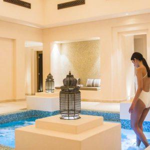 Abu Dubai Honeymoon Packages Jumeirah Al Wathba Jacuzzi