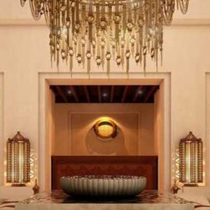 Abu Dubai Honeymoon Packages Jumeirah Al Wathba Lobby