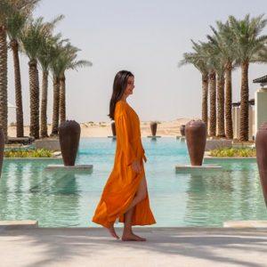 Abu Dubai Honeymoon Packages Jumeirah Al Wathba Pool View