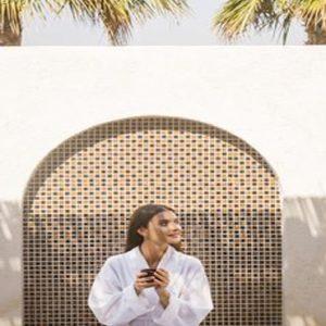 Abu Dubai Honeymoon Packages Jumeirah Al Wathba Spa Relaxation