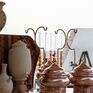 Abu Dubai Honeymoon Packages Jumeirah Al Wathba Tea