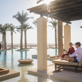 Abu Dubai Honeymoon Packages Jumeirah Al Wathba Thumbnail