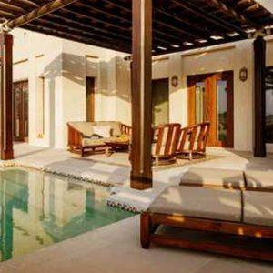 Abu Dubai Honeymoon Packages Jumeirah Al Wathba Villa Exterior