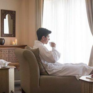 Abu Dubai Honeymoon Packages Jumeirah Al Wathba Spa 2