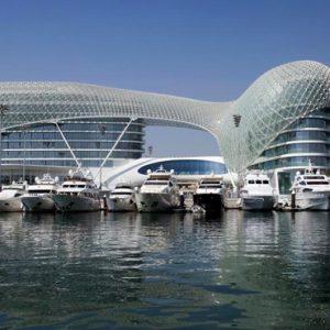Abu Dubai Honeymoon Packages W Abu Dhabi Yas Island Exterior 2