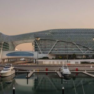 Abu Dubai Honeymoon Packages W Abu Dhabi Yas Island Exterior 4