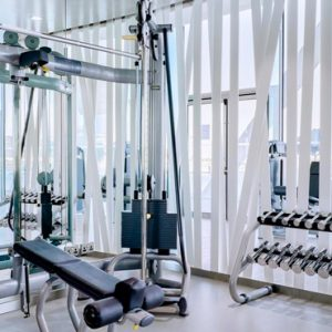 Abu Dubai Honeymoon Packages W Abu Dhabi Yas Island Gym