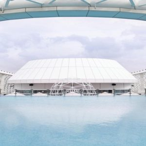 Abu Dubai Honeymoon Packages W Abu Dhabi Yas Island Pool