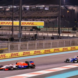 Abu Dubai Honeymoon Packages W Abu Dhabi Yas Island Race Track View